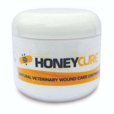 HoneyCure Wound Care Pet Ointment, 4-oz Container