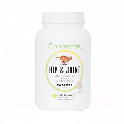 In Clover Feline Connectin Tabs Cat Joint Supplement
