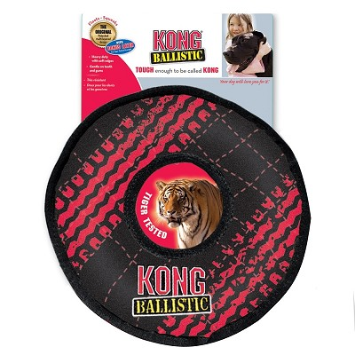 KONG Ballistic Extreme Ring Dog Toy, X-Large