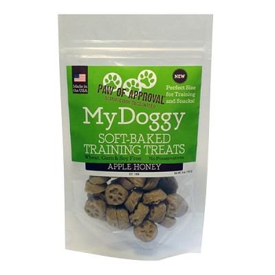 My Doggy Apple Honey Soft Baked Training Treats for Dogs