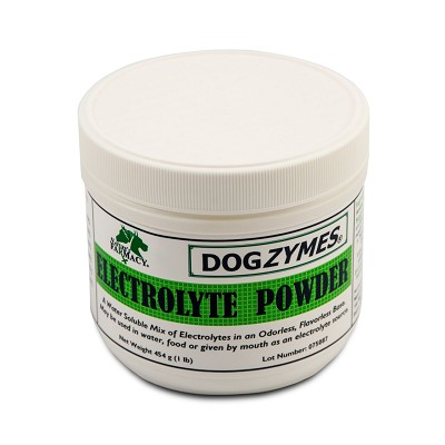 Nature's Farmacy Dogzymes Electrolyte Powder for Dogs, 1-lb