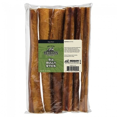 Redbarn Naturals Bully Sticks 9