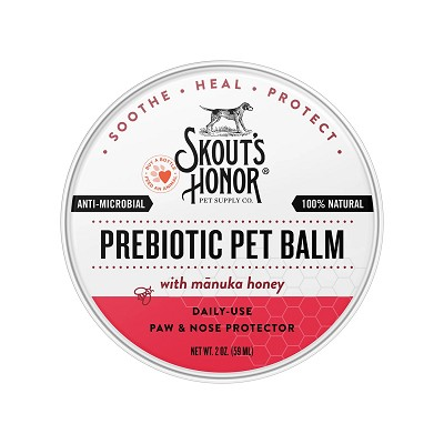 Skout's Honor Probiotic Pet Balm for Dogs & Cats