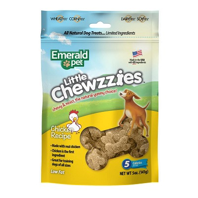 Smart n Tasty Little Chewzzies Chicken Recipe Dog Treats