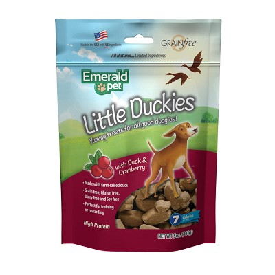 Smart n Tasty Little Duckies with Duck & Cranberry Dog Treats