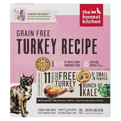 The Honest Kitchen Grace Dehydrated Cat Food