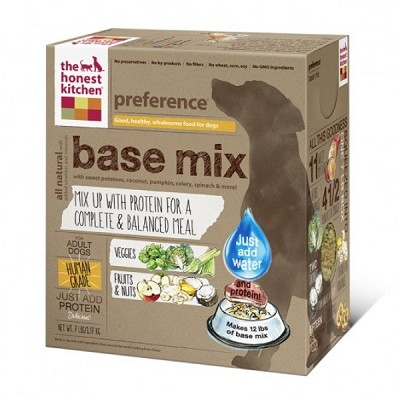 The Honest Kitchen Preference Dehydrated Dog Food Base Mix