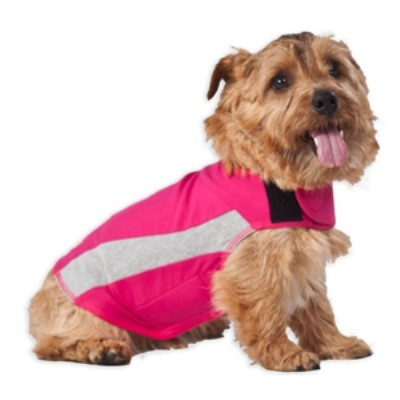 Thundershirt Pink Polo Anxiety Treatment for Dogs