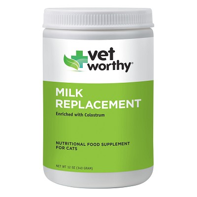 Vet Worthy Milk Replacement with Colostrum for Puppies