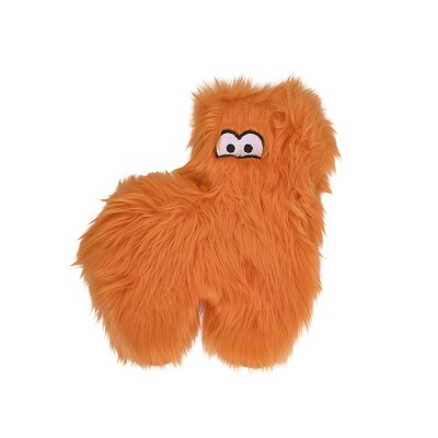 West Paw Rowdies Hamilton USA Dog Toy, Orange
