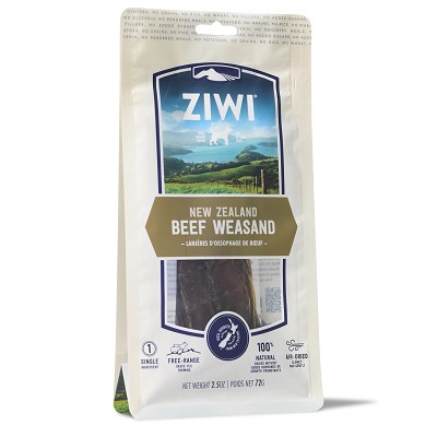 ZIWI Beef Weasand Oral Chews for Dogs